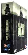 THE WALKING DEAD SEASON 1-6 UK REGION 2 DVD BOX SET