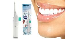Power Floss Air Powered Dental Water Jet for Tooth Cleanner