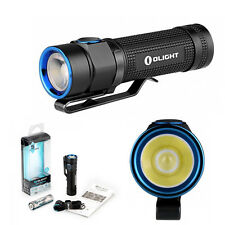 Olight S1A Baton 600LM Cree XM-L2 Variable output Side Switch LED Flashlight