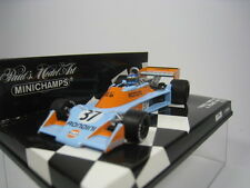 TYRRELL FORD 007 A. PESENTI ROSSI 1976 1/43 MINICHAMPS