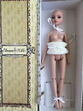 Essential Ellowyne Six Brunette nude DOLL ONLY ~ Tonner Ellowyne Wilde - brown 6