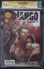 DJANGO UNCHAINED #3 CGC SS • SIGNED JAMIE FOXX • Only 1 On eBay! • VARIANT