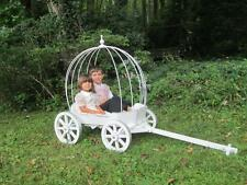 Large Angel Carriage (Wedding Wagon)  for Children- Weddings