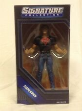 DC Signature Series SUPERBOY Conner Kent Figure mattel matty comics collection