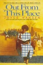 Out From This Place Hansen, Joyce Paperback
