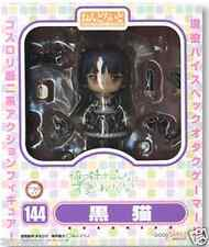 Used Good Smile Nendoroid 144 Little Sister Cant Be Cute Kuroneko PRE-PAINTED