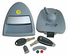CARAVAN / MOTORHOME / BOAT - Door Lock – Right Hand – Hartel – Bailey Caravans
