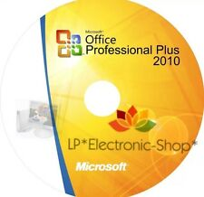 MICROSOFT OFFICE 2010 PROFESSIONAL PLUS 32/64 BIT ESD - ORIGINALE & FATTURABILE