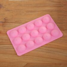 Cake Mould,Soap Mold ,Sexy Breast Silicone Ice Cube Pudding Chocolate Candy New