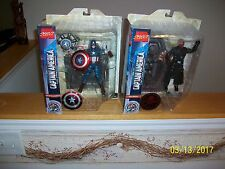 Diamond Marvel Select First Avenger Movie Captain America and Red Skull