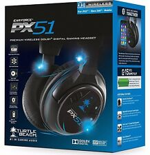 Turtle Beach Ear Force PX51 Premium Wireless Gaming Headset for PS4 PS3 Xbox 360