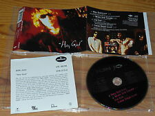 BON JOVI - HEY GOD / 4 TRACK MAXI-CD 1996 MINT! & PROMO-INFO