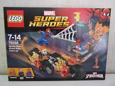 LEGO MARVEL SUPER HEROES 76058 Spider-Man: Ghost Riders alleata-NUOVO & OVP