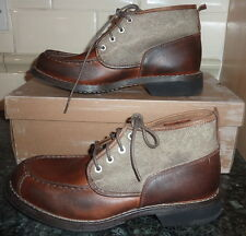 TIMBERLAND COLRAIN  L/F MENS BROWN CHUKKA BOOTS UK SIZE 6.5-NEW BOXED
