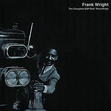 Complete ESP-Disk Recordings by Frank Wright (CD, Jun-2005, 2 Discs, ESP-Disk)