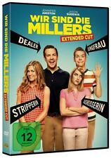 DVD Wir sind die Millers (2013) Kinoversion + Extended Cut Jennifer Aniston
