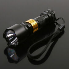 3W Mini Aluminum LED Flashlight Torch Waterproof For Camping Outdoor Sporting