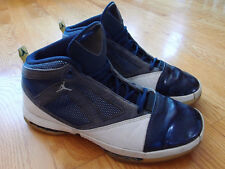 Vintage 2001 Nike Air Jordan XVI Shoes Size 9 136059-141 Midnight Navy 16