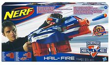 New NERF N-STRIKE Elite HAIL FIRE Blaster GUN