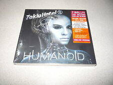 HUMANOID HOTEL TOKIO 2009 CD+DVD DELUXE ENGLISH VERSION BRAND NEW AND SEALED