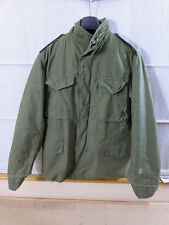US ARMY Viet Nam M65 Field Jacket Feldjacke oliv Medium 1973 + Innenfutter ##
