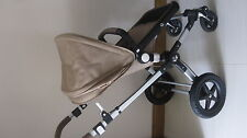 Beautiful LImited Edition Bugaboo Cameleon 3 Sahara inc brand new carrycot/apron
