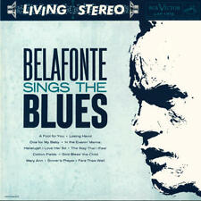 Harry Belafonte - Belafonte Sings The Blues 180G 45RPM 2-LP REISSUE NEW IMPEX