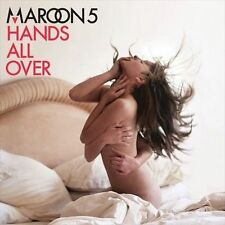 Hands All Over by Maroon 5 (CD, Sep-2010, A&M (USA))