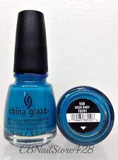 China Glaze Nail Lacquer- Nail Polish Collection Series 7 - Pick Any Color