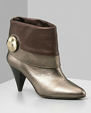 Botkier NIB $575  Lila  Leather Ankle Boots  8.5    Medium