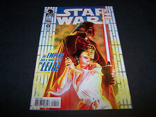 STAR WARS #4 DARK HORSE COMICS 1ST PRINTING EMPIRE HAS A TARGET LOCK ON LEIA!