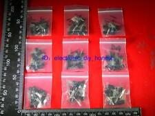 350pcs 7values TO-92 package common used transistor electronic Assortment kits