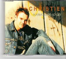 (FK728) Christien, Playing Hard to Get - 2000 CD