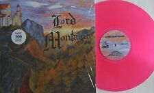 LP LORD MONTAGUE LORD MONTAGUE PINK VINYL 300 copies NASONI REC. NR 151