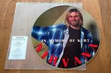 NIRVANA Psychotic Reaction - In Memory of Kurt  - Picture Disc - Vinyl