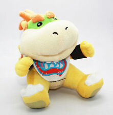 Super Mario Brothers Bowser Jr./Koopa Plush stuffed dragon plush toy 7""