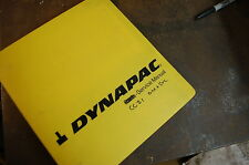 DYNAPAC CC21 Roller Compactor Operator Maintenance Service Repair Shop Manual