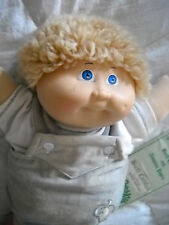 Cabbage Patch doll--Irwin Oswald w/papers