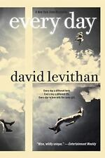 Every Day by David Levithan (Paperback) BRAND NEW