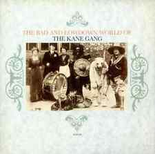 THE KANE GANG - The Bad And Lowdown World Of... (LP) (VG/G-)