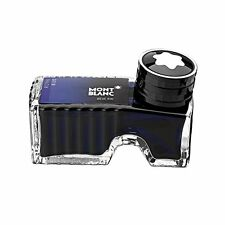 Montblanc bottle ink Royal Blue for the fountain pen 105192 From Japan
