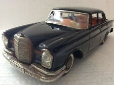 SSS Shioji Japan Mercedes 220S Auto Jack Car 1960