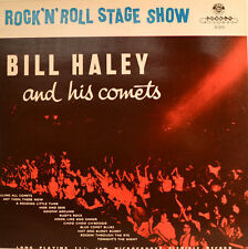 "ROCK`N`ROLL STAGE SHOW - BILL HALEY AND HIS CORNETS 12"" LP (W33)"