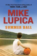 SUMMER BALL MIKE LUPICA  ~ PAPERBACK EC