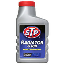 STP RADIATOR FLUSH 300ml CLEANS & UNBLOCKS CAR RAD COOLING SYSTEM OF RUST SLUDGE