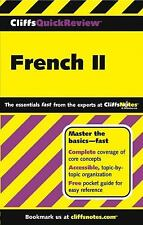 CliffsQuickReview French II Stein, Gail Paperback