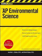 CliffsNotes AP Environmental Science (Cliffs AP)-ExLibrary