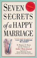 Seven Secrets of a Happy Marriage : Wisdom from the Annals of Can This...