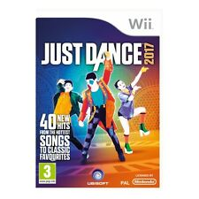 Just Dance 2017 Wii Game Brand New