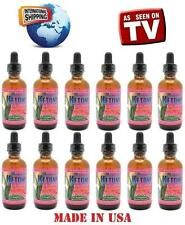 (12) Raspberry Ketone Lean Liquid Drops 2 oz. Fat Weight Loss. Better Than Pills